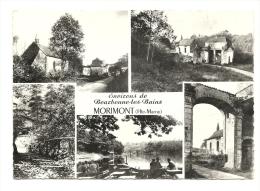Cp, 52, Morimond, Multi-Vues, Voyagée - France