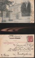 1449) Gloucestershire TIMBRO POSTALE CIRENCESTER EBLEY CHAPEL VIAGGIATA 1904 - Inghilterra