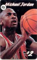 MICHAEL JORDAN (431) PHONECARD USA *  BASKETBALL - Sport