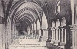 CPA  70   LUXEUIL LE CLOITRE   ANCIENNE  ABBAYE  TB ETAT - Luxeuil Les Bains
