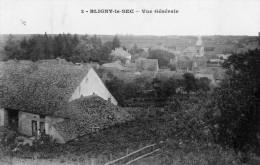 Bligny Le Sec, Vue Générale, écrite En 1915 ( N° D321 ) - Altri Comuni