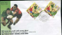 125 Years Of Rugby Football In Sri Lanka - Rugby