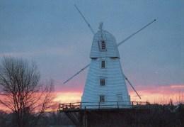 Postcard - Rye Gibbet´s Windmill, Sussex. RYE101 - Molinos De Viento