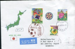 Football Soccer Cancel From Japan - Voetbal