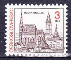 Tchécoslovaquie 1992 Mi 3132 (Yv 2931), Obliteré - Tsjechoslowakije