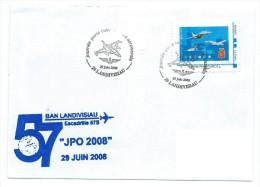 14556 - AERONAVALE - BASE AERO LANDIVISIAU - ESCADRILLE 57 S - TIMBREAMOI - France