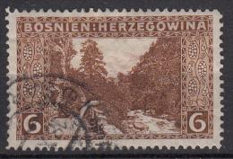 OOSTENRIJK - Michel - 1906 - Nr 33  (BOSNIE-HERZEGOWINNA VELDPOST) - Gest/Obl/Us - Levant Autrichien