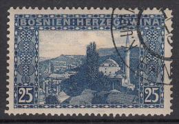 OOSTENRIJK - Michel - 1906 - Nr 36  (BOSNIE-HERZEGOWINNA VELDPOST) - Gest/Obl/Us - Levant Autrichien