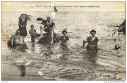 SAINT NAZAIRE DANS LES ROCHERS DE VILLE ES MARINE A MAREE HAUTE (LOT V33) - Saint Nazaire