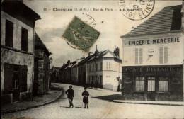 91 - CHAMPLAN - Epicerie - Autres Communes