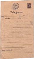 TELEGRAMS CHILDREN POST 198_ ROMANIA - Vieux Papiers