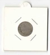 5 Lepta 1900  - Crete State (Greece, Grece, Griechenland, Griekenland, Grecia, Drachmai Coin) - Greece