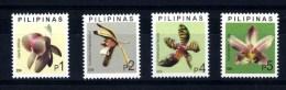 Filippine Philippines Philippinen Pilipinas 2004 Philippine Orchids REPRINT 1p 2p 4p 5p MNH** (see Photo) - Filippijnen