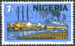 NIGERIA 1973 - 7K No Watermark Used - Nigeria (1961-...)