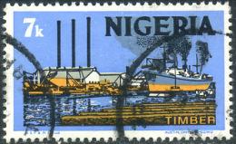NIGERIA 1973 - 7K Watermarked Used - Nigeria (1961-...)
