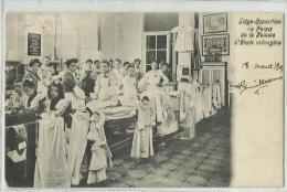 LIEGE - Exposition Universelle 1905 - Le Palais De La Femme - L'Ecole Ménagère - Luik