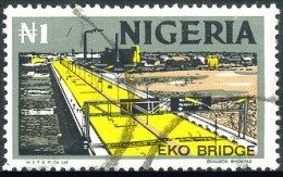 NIGERIA 1973 - 1N Photogravure Printing Used - Nigeria (1961-...)