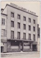 """Cpa-27-le Neubourg-hotel"""" Au Grand Saint Martin""""- - Frankreich"""