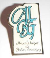 Amicale Laïque De Balizy Gravigny CALBG - Associations