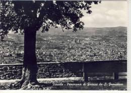 FIESOLE - Panorama Die Firenz Da S. Francesco - Italie