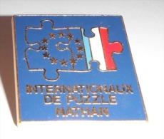 Internationaux De Puzzle Nathan - Games