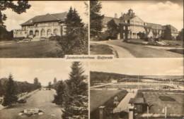 Deutschland - Postcard Circulated In 1961 - Landeskrankenhaus Pfafferode - 2/scans - Meiningen