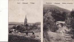 CLIMONT -  Village Et Maison Forestière  -  Décembre 1907 - Francia