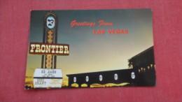- Nevada> Las Vegas ( Frontier   ref 1940
