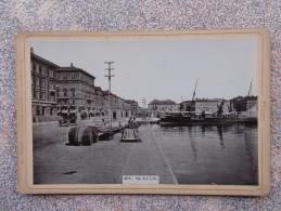Rijeka , Fiume , 1902. Stengel , Croatia, Italy,Hungary,Austria