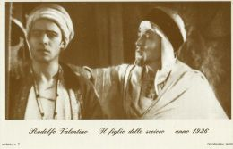 REPRODUCTION CINEMA FILM MOVIE RUDOLPH VALENTINO THE SON OF THE SHEIK 1926 BIS - Acteurs