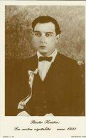 REPRODUCTION CINEMA FILM MOVIE BUSTER KEATON OUR HOSPITALITY 1923 - Attori
