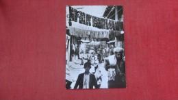 Afghanistan - Kaboul La Rue Des Teinturiers Larger Card-- 4 1/8 X 5 3/4 _--ref 1940 - Afghanistan