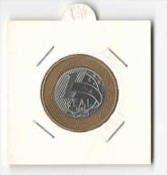 1 Real 2004 - Brazil Coin (Brasil) - Brazil