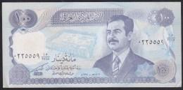 Iraq 100 dinara 1994 p84 UNC