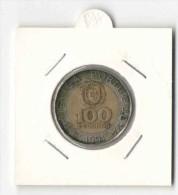 100 Escudos 1991 - Portugal Coin - Portugal