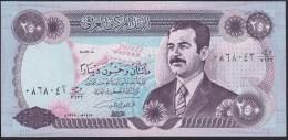 Iraq 250 dinara 1994 p85 UNC