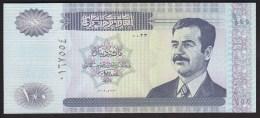 Iraq 100  dinara 2002 p87 UNC