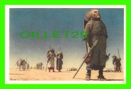 """CHROMOS, COLLECTION """"NOS GLOIRES"""" HISTOIRE DE BELGIQUE - LA MARCHE DU DÉSERT - No 72 SÉRIE 15 - - Trade Cards"""
