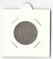 5 Pounds 1996 - Syria Coin - Syria