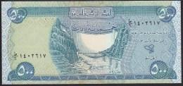 Iraq 500  dinara 2004 p92 UNC