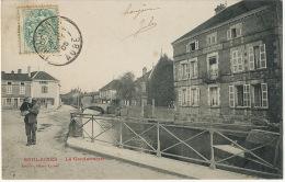 Soulaines La Gendarmerie Edit Henri Leneuf - Sonstige Gemeinden