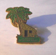 Le Jardin Des Enfants Aux Halles Cabane Palmier - Associations