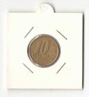 10 Centavos 1998 - Brazil Coin (Brasil) - Brazil