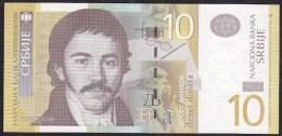 Serbia 10 Dinara 2006 P46 UNC - Serbie