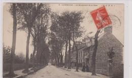 LAMBALLE. Le Boulevard De La Gare - Lamballe