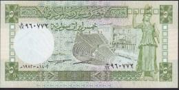 Syria 5 Pound 1992 P100c UNC - Syrie