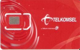 TARJETA DE INDONESIA DE SIM-GSM DE TELKOMSEL (NUEVA-MINT) - Indonesia