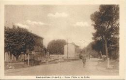 PONT DE CRAU. ROUTE D' ARLES ET LES ECOLES - Other Municipalities