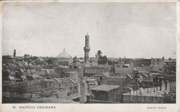 Baghdad Panorama  - Scan Recto-verso - Iraq