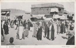 Market Place  - Scan Recto-verso - Iraq